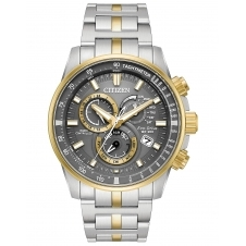 Citizen AT4124-51H Perpetual Chrono A-T Collection
