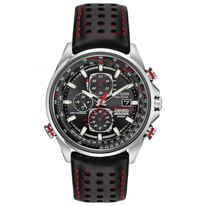 Citizen AT8060-09E Red Arrows World Chronograph A.T. Eco-Drive