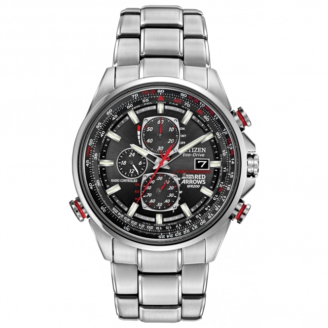 Citizen AT8060-50E Red Arrows World Chronograph A.T. Eco-Drive