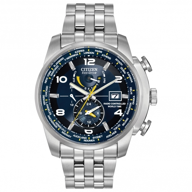 Citizen AT9010-52L World Time A-T Eco-Drive