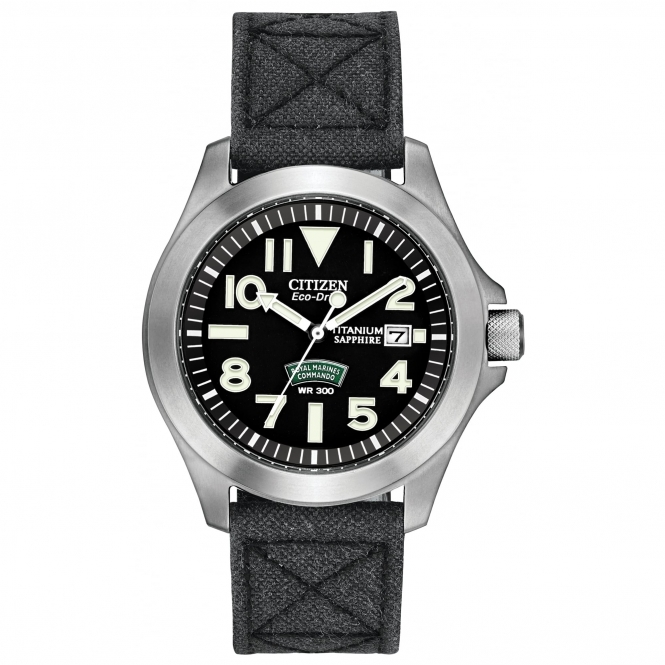 Citizen BN0110-06E Royal Marines Commando Eco-Drive