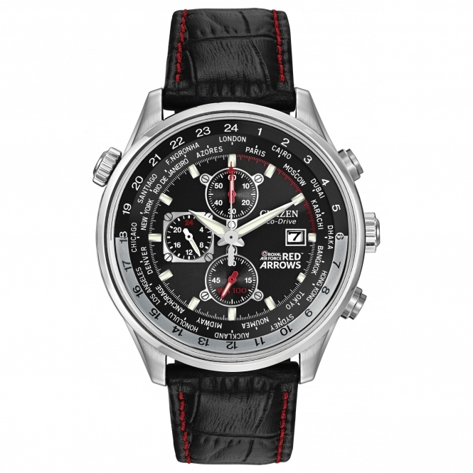 Citizen CA0080-03E Red Arrows Chronograph Eco-Drive