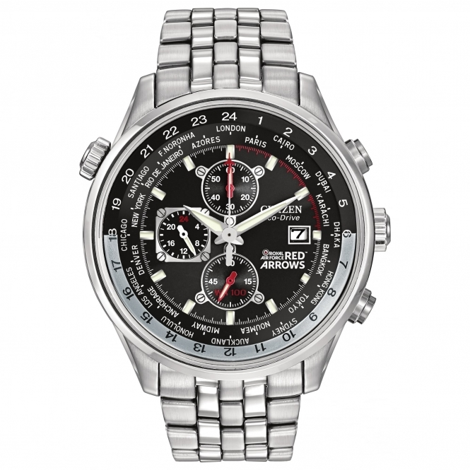 Citizen CA0080-54E Red Arrows Chronograph Eco-Drive