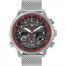 Citizen JY8039-54E LIMITED EDITION Navihawk A-T Red Arrows Eco-Drive