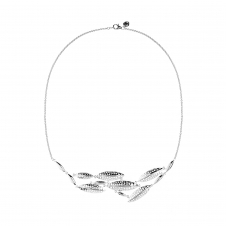 Rachel Galley CS101-SV Women's Cascade Necklace