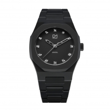 D1 Milano A-CR01 Crystal Collection Wristwatch