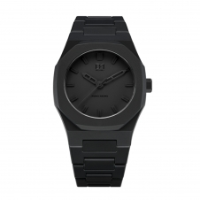 D1 Milano A-MO01 Monochrome Collection Wristwatch