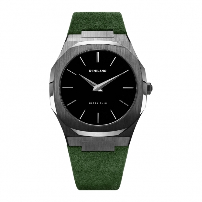 D1 Milano A-UT05 Ultra Thin Collection Wristwatch