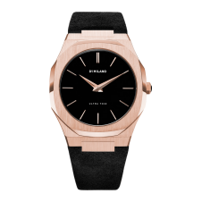 D1 Milano A-UT07 Ultra Thin Collection Wristwatch