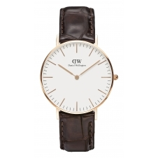 Daniel Wellington DW00100038 York Wristwatch