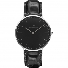 Daniel Wellington DW00100135 Classic Black Reading Wristwatch