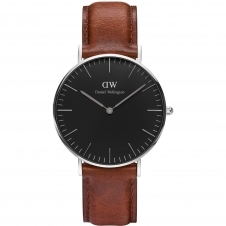 Daniel Wellington DW00100142 Classic Black St Mawes Wristwatch