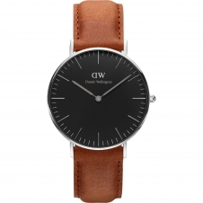 Daniel Wellington DW00100144 Classic Black Durham Wristwatch