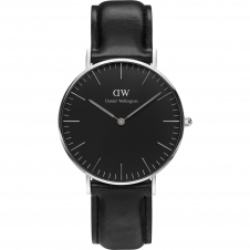 Daniel Wellington DW00100145 Classic Black Sheffield Wristwatch