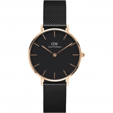 Daniel Wellington DW00100201 Classic Ashfield Petite Wristwatch