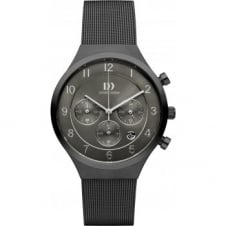 Danish Design IQ64Q1113 Men's Stainless Steel Chronograph Wristwatch