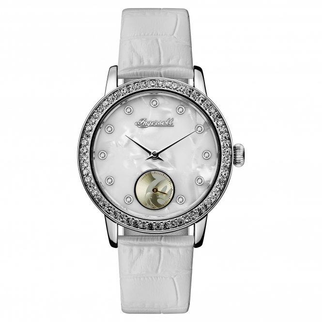 Disney By Ingersoll ID00701 Women's Stone Set Wristwatch