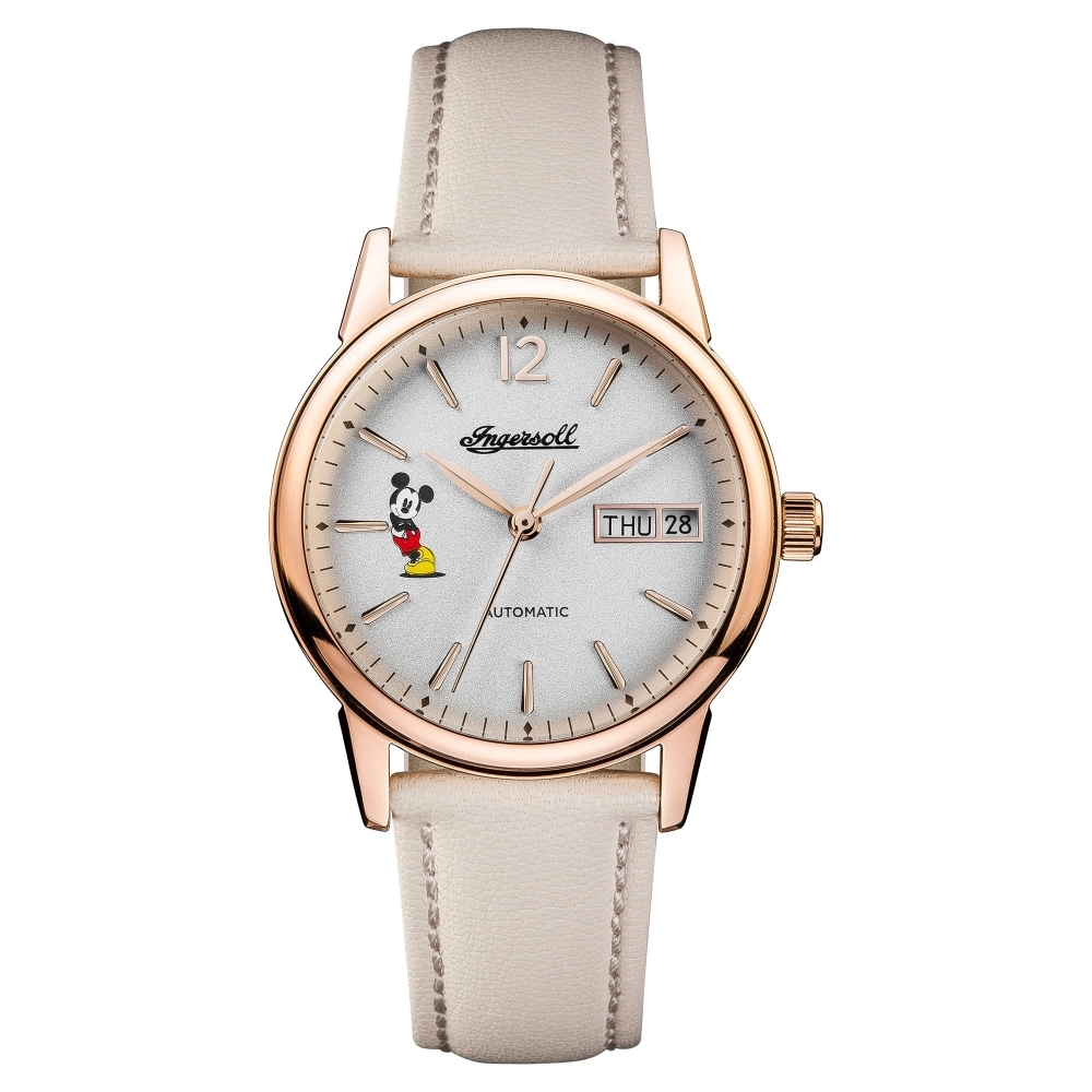 Disney By Ingersoll Disney By Ingersoll ID01102 Limited Edition New Haven  Wristwatch d090b9c59a0