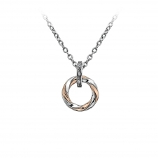 Hot Diamonds DP629 Breeze Pendant With Chain