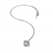 Hot Diamonds DP662 Bliss Heart Pendant