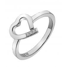 Hot Diamonds DR194-M Amore Ring Size M