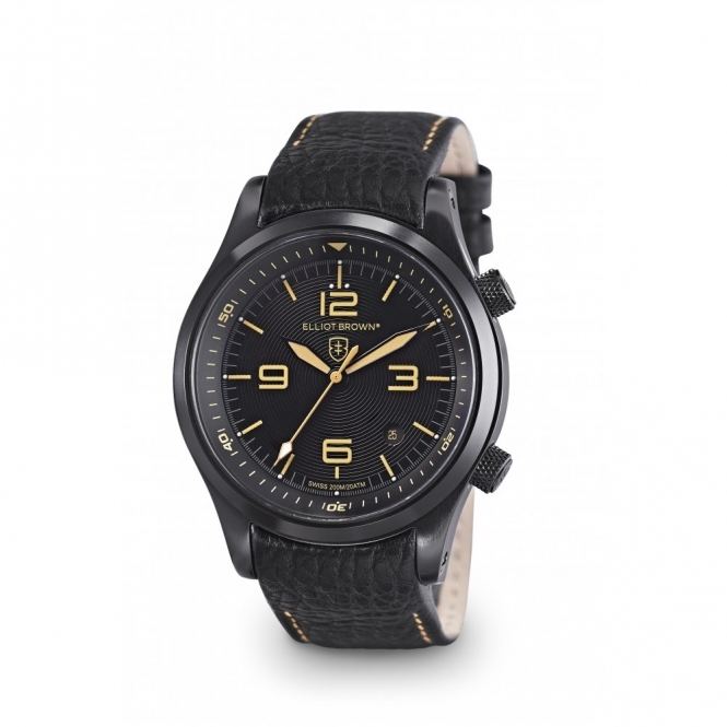 Elliot Brown 202-008-L11 Men's Canford Wristwatch