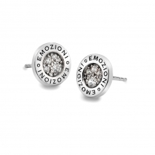 Emozioni DE402 Pianeta Sterling Silver Earrings