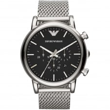 Emporio Armani AR1808 Men's Chronograph Wristwatch