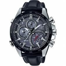 Edifice EQB-501XBL-1AER Bluetooth Chronograph Wristwatch