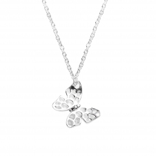 Rachel Galley F100-SV Women's Mini Flutter Pendant