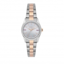 Furla R4253101518 Women's Eva Two Tone Wristwatch