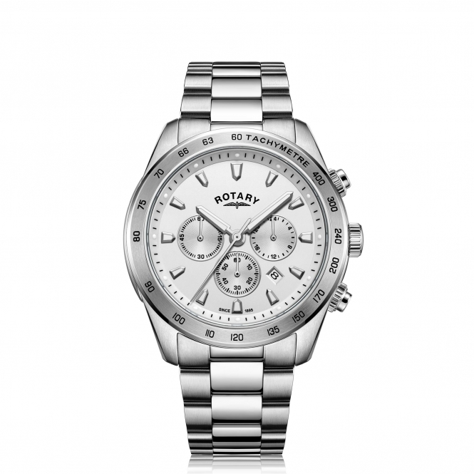 Rotary GB05115-06 Men's Henley Chronograph Wristwatch