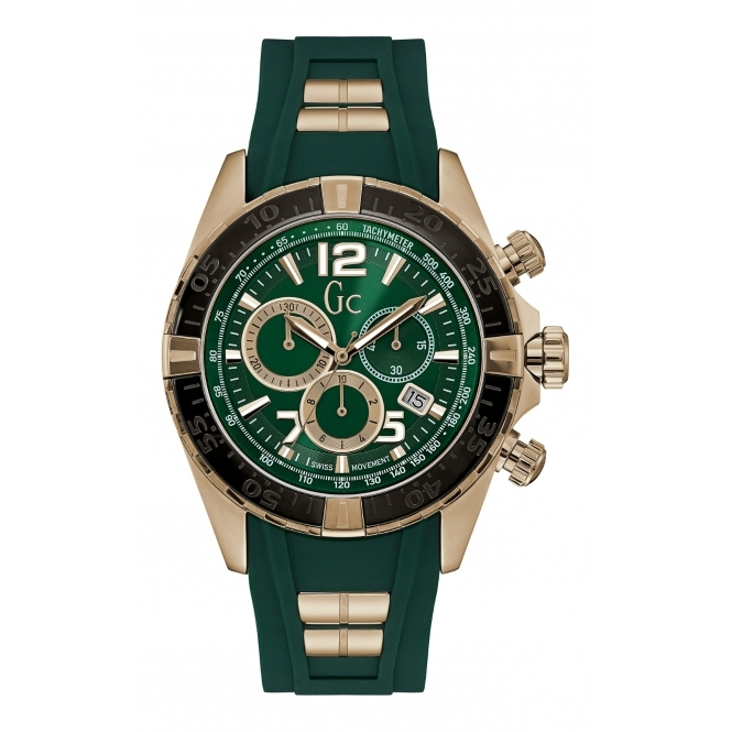 GC Y02013G9 Men's Sportracer Wristwatch