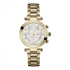 GC Y05008M1 Ladychic Gold Tone Wristwatch