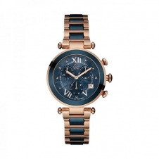 GC Y05009M7 Ladychic Rose Gold Tone Wristwatch