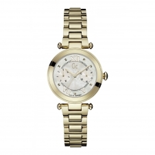 GC Y06008L1 Ladychic Gold Tone Wristwatch
