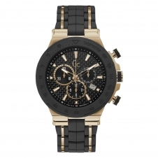 GC Y35001G2 Men's Structura Chronograph Wristwatch