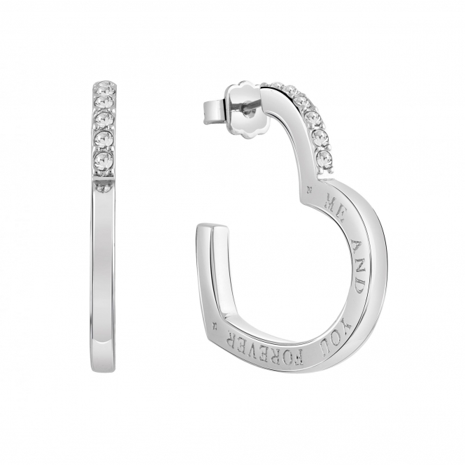 Guess UBE82045 Frame Earrings