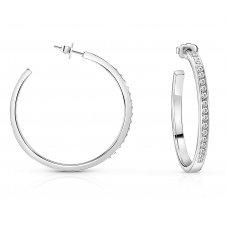 Guess UBE84092 G Colours Hoop Earrings