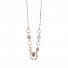 Guess UBN61048 Women's Hypnotic Necklace