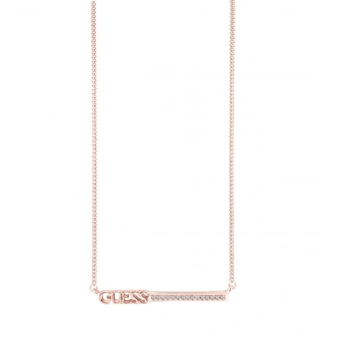 Guess UBN82035 Women's Linear Pendant