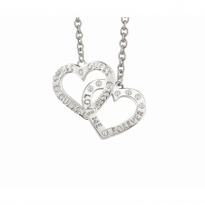 Guess UBN83106 Women's Lovers Necklace