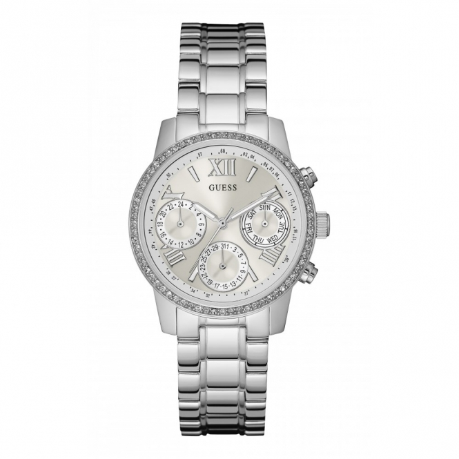 Guess W0623L1 Women's Mini Sunrise Wristwatch