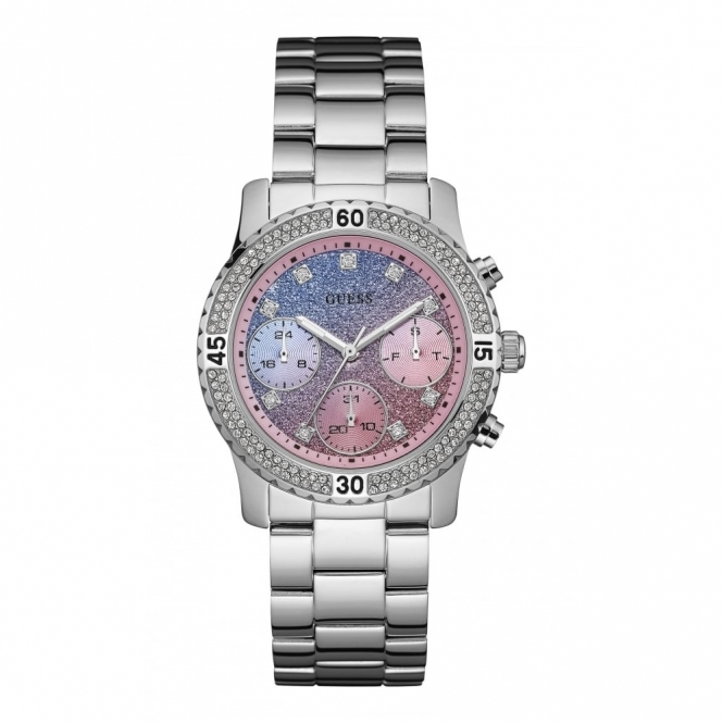 Guess W0774L1 Women's Confetti Wristwatch