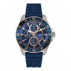 Guess W0798G2 Men's Jet Multi Dial Wristwatch