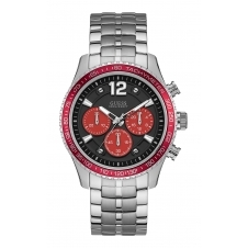 Guess W0969G3 Men's Fleet Chronograph Wristwatch