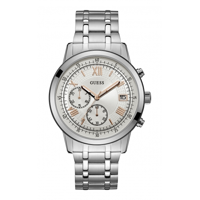 Guess W1001G1 Men's Summit Chronograph Wristwatch