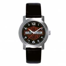 Harley Davidson 76A04 Men's Strap Wristwatch
