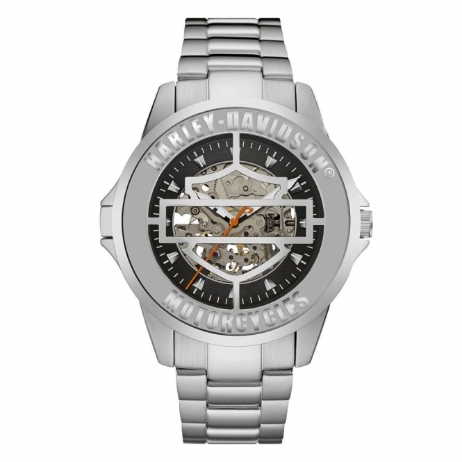 Harley Davidson 76A154 Men's Automatic Wristwatch