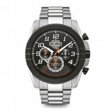Harley Davidson 76B175 Men's Street Collection Wristwatch